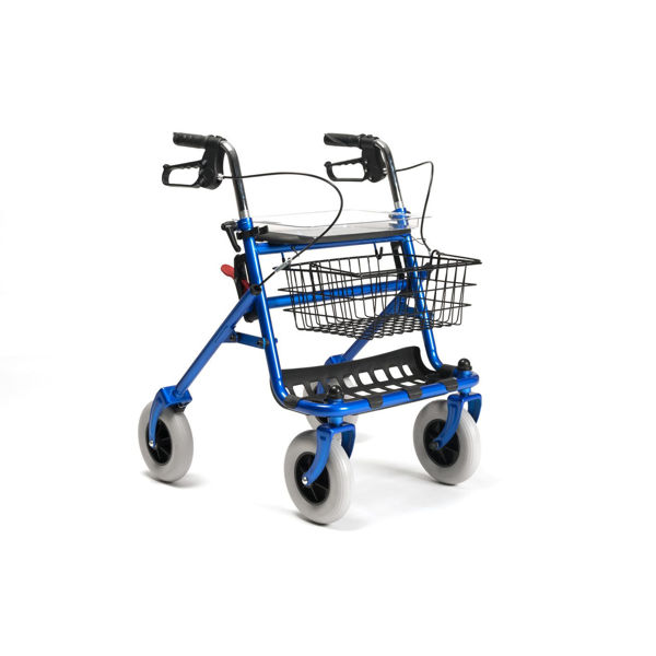 Picture of 4-wheel rollator 286i