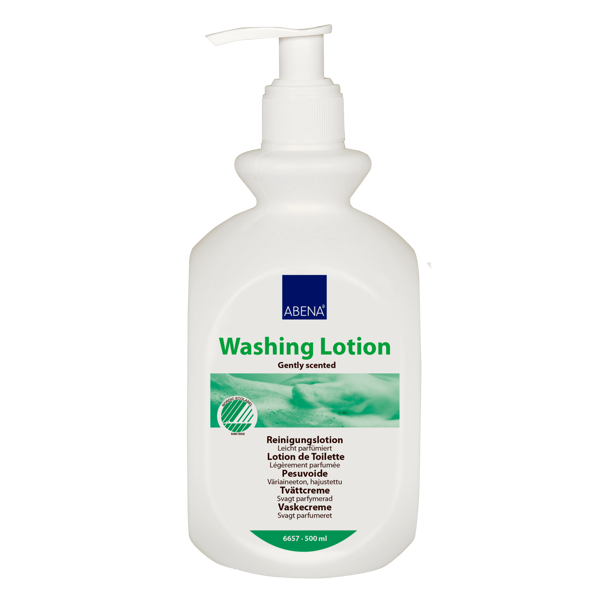 Picture of Washing Lotion with perfume Abena
