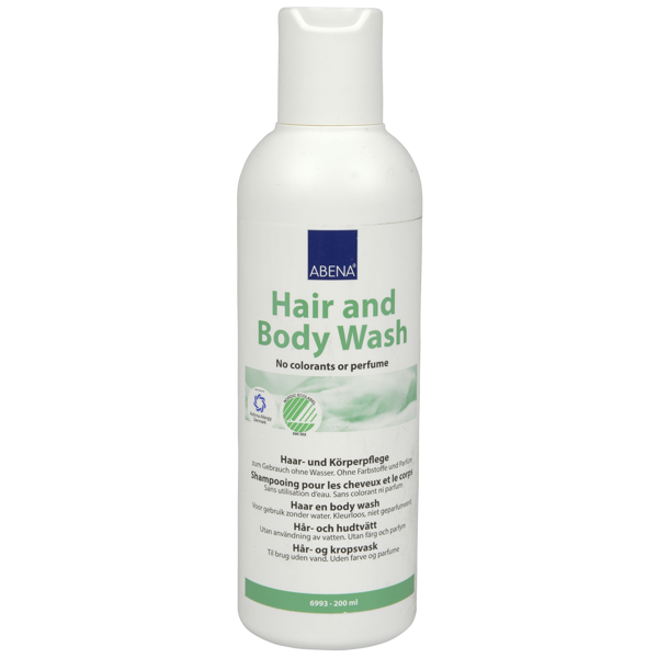 Picture of Hair and Body Wash Abena