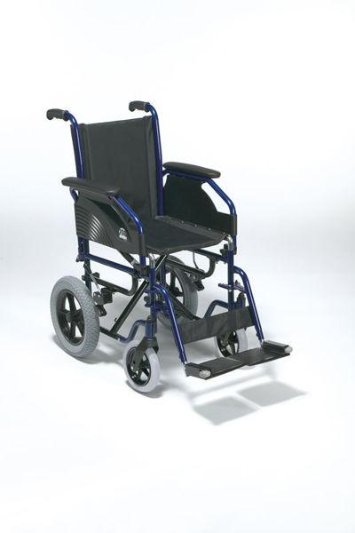 Picture of Sõidutamise ratastool 730 Vermeiren