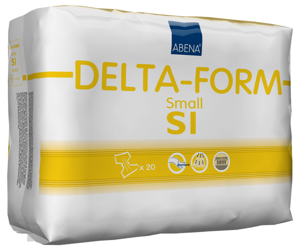 Picture of Delta-Form S1, 1100 ml N20