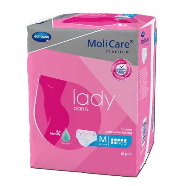 Picture of Molicare Pants Lady M, 1442ml N8