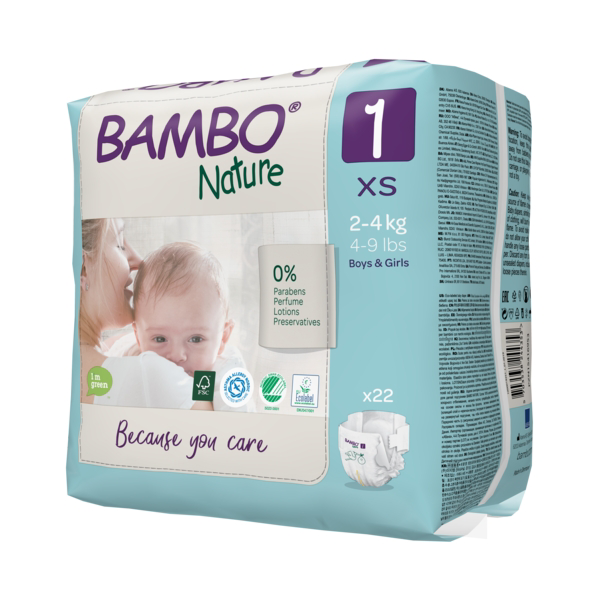 Picture of Bambo Premature 1-3 kg N24