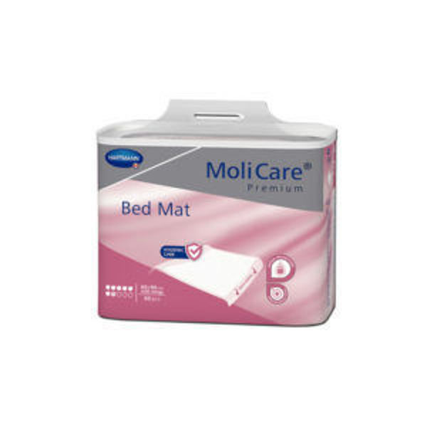 Picture of Molicare Bed Mat 5 tilka 40X60cm, 400ml, N30