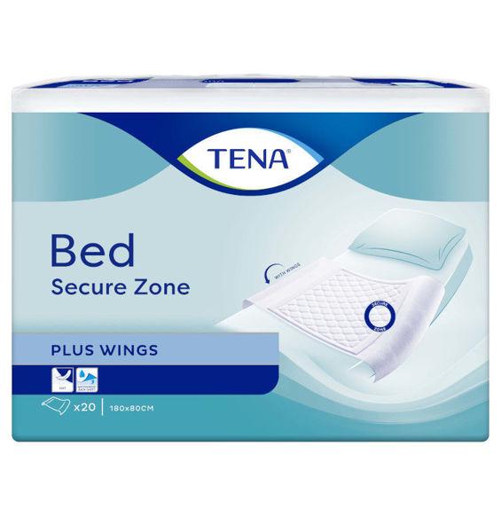 Picture of Tena Bed Plus Wings 180x80cm, 2300ml, N20