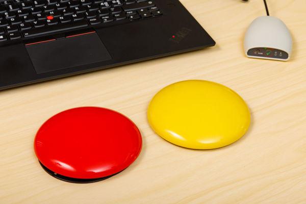 Picture of IT-lüliti, juhtmevaba, punane, 125mm