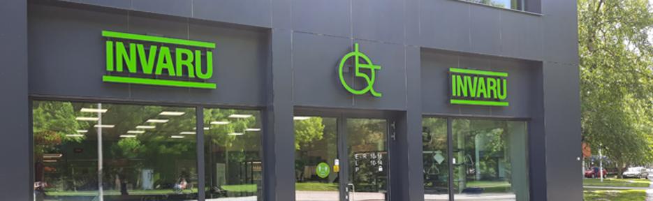Invaru Tartu esindus on suvisel perioodil avatud esmaspäevast reedeni