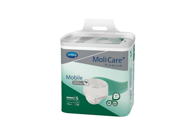 Picture of MoliCare Mobile 6 tilka S, 1475ml N14
